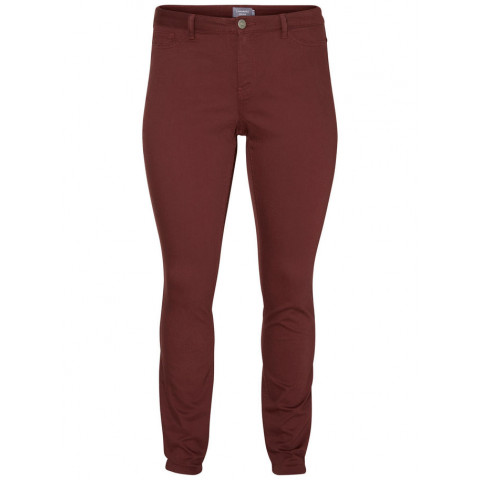 Queen jeans bordeaux