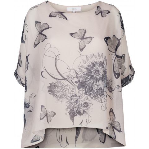 7055BUTTERFLY Bluse