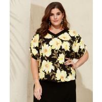 ae7e72eb46be Bluser   trøjer til store kvinder
